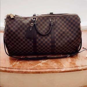 ‼️SOLD‼️Louis Vuitton Keepall Bandoulier Duffle 55